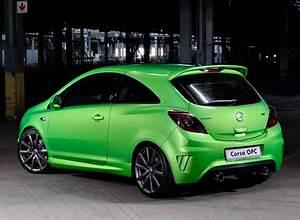 Opel Corsa D Opc N U00fcrburgring Edition