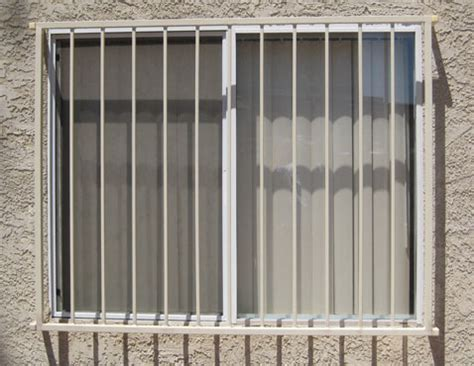 window security bars interior cincinnati window guards and burglar bars sentry