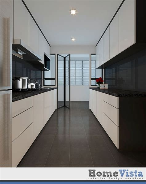 Singapore Interior Design Kitchen Modern Classic Kitchen
