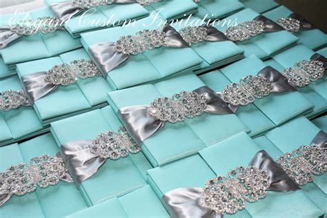 tiffany blue and silver wedding