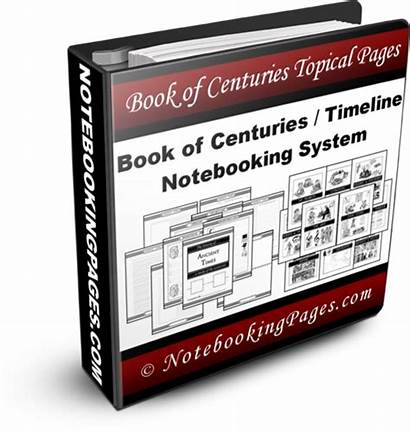 Timeline History Notebooking System Pages Centuries Notebook