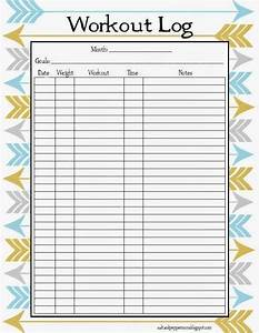 sticking to my fitness goals health fitness With exercise calendar template free