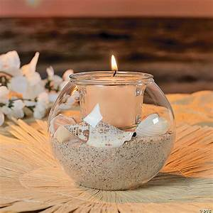 Round, Votive, Candle, Holders