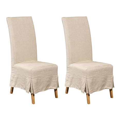 white chair slipcovers furniture white parsons chair slipcovers design
