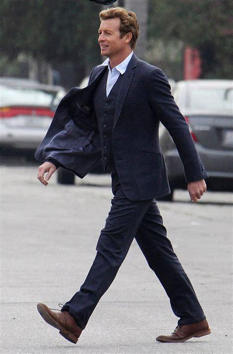 costume bleu chaussure marron costume homme bleu chaussure marron costume mode et sappe