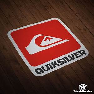 Car And Motorbike Stickers Quiksilver 5 In 2019