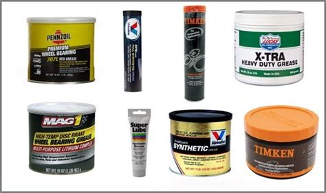 Best Wheel Bearing Grease Comparison & Reviews