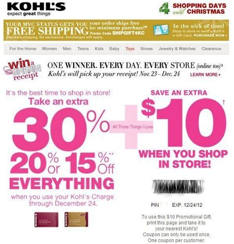 24475 Kohls May Coupons by Kohls 30 Coupons Hair Coloring Coupons With Kohls 30