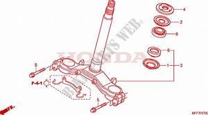 Steering Damper For Honda Transalp 700 Abs 2009   Honda