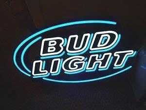 Bud Light Football Beer Bottle Suit Koozie Cooler Sports