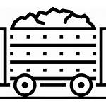 Coal Clipart Mining Icon Transparent Miner Pinclipart