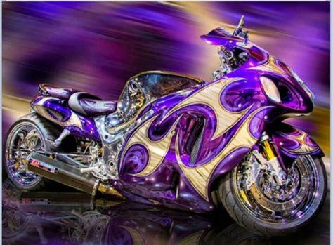 purple motocross purple gold motorcycle bikes pinterest posts suzuki
