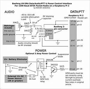 Baofeng Headset Wiring Diagram