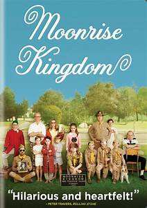 Moonrise Kingdom (2012) - DVD PLANET STORE