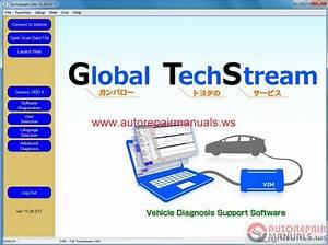 Toyota Techstream V11 00 017  01 2016