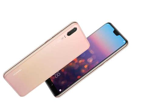 Huawei P20 and P20 Pro: triple cam, 6GB RAM go official ...