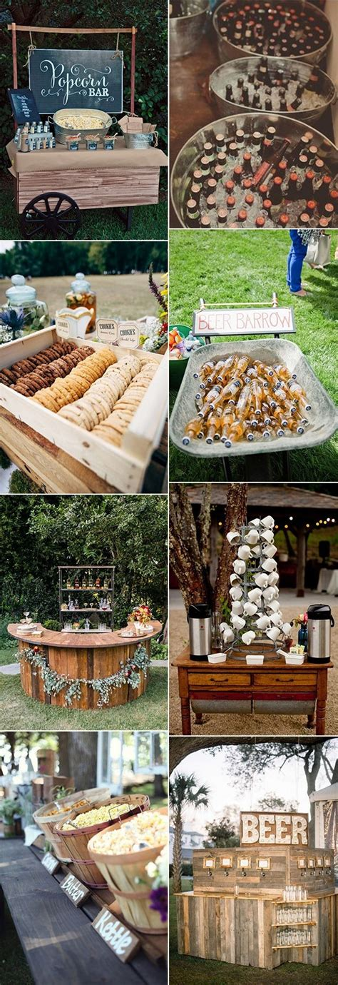 brilliant outdoor wedding decoration ideas