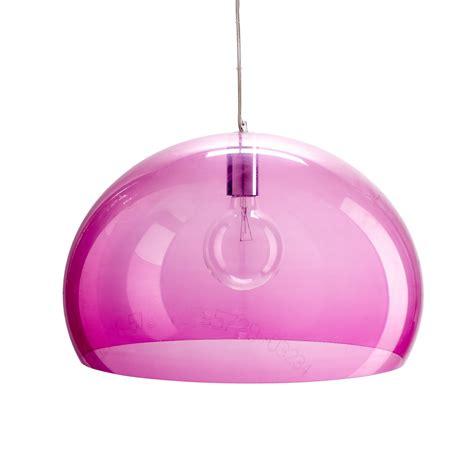 home lighting best purple pendant light shade orange