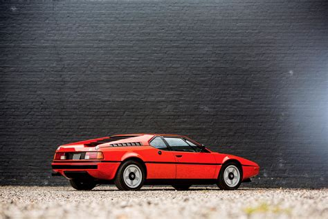 Bmw Supercar by The Mid Engined Bmw Supercar The Bmw M1