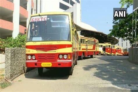 Kerala Motor Vehicle Strike Today: Normal Life Hit ...
