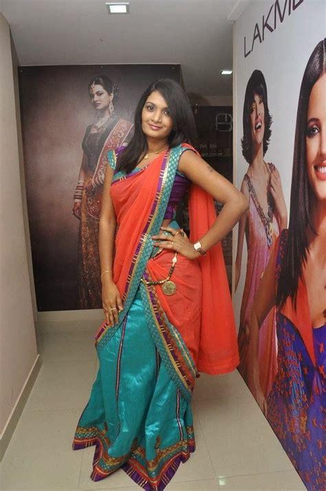 sri vani reddy in saree below navel stills actors and gallery cine gallery