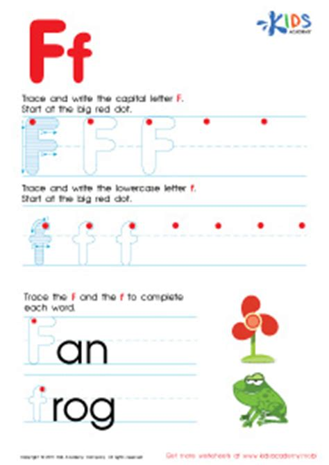 preschool kindergarten worksheets kids academy
