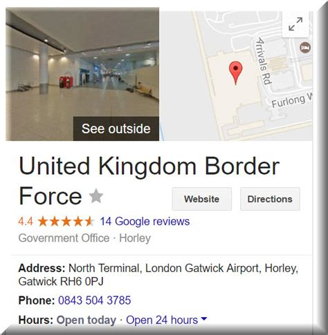 Home Office Customer Contact Phone Number: 020 7035 4848