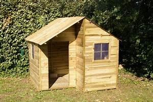 Abri De Jardin Fait Maison : construction d un abri de jardin construire un abri jardin ~ Dailycaller-alerts.com Idées de Décoration