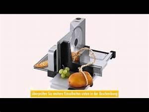 Ritter Allesschneider Icaro 7 : ritter allesschneider icaro 7 mit ecomotor youtube ~ Watch28wear.com Haus und Dekorationen