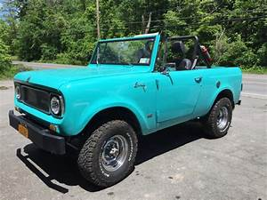 1967 International Harvester Scout 800 For Sale On Bat Auctions