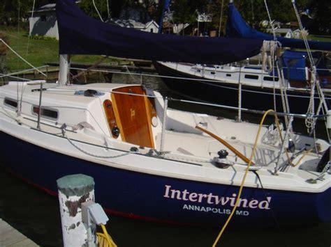 pearson  design sailboat  sale  maryland
