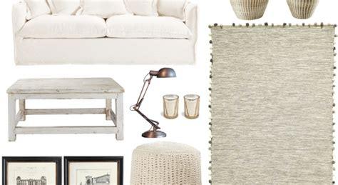 autour d un canap variations autour d un canapé blanc joli place