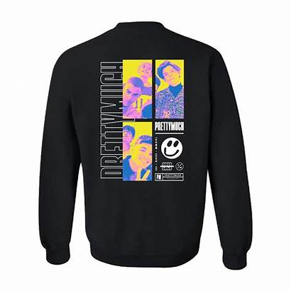 Crewneck Prettymuch Sweatshirt