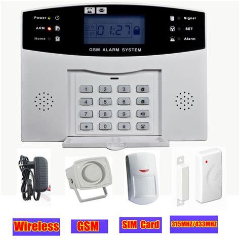 alarme maison pas cher