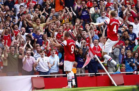 Soccer – Barclays Premier League – Arsenal v Southampton ...