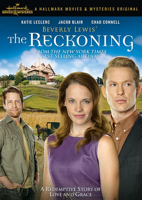 Beverly Lewis' The Reckoning  Hallmark Cinedigm