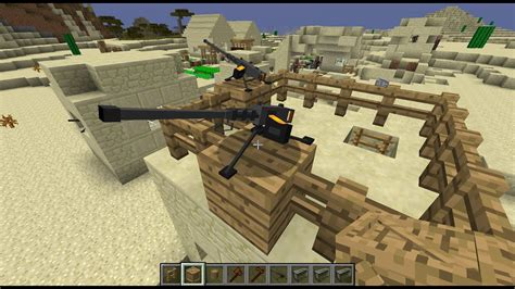 Minecraft Flans Mod Apocalypse Map