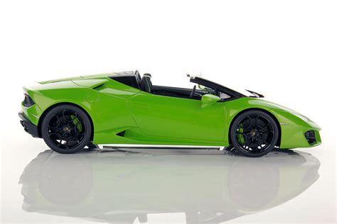 Lamborghini Huracan Lp 580 2 Spyder 118 Mr Collection