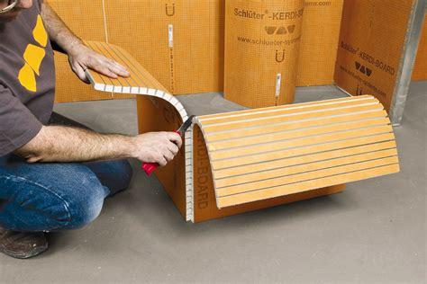 schlüter kerdi board schluter 174 kerdi board v kerdi board panels building panels schluter ca