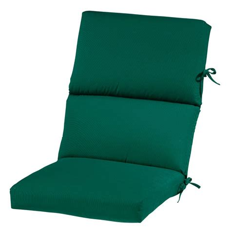 Outdoor Cushions Sunbrella Home Depot by Home Decorators Collection Sunbrella Forest Green Outdoor