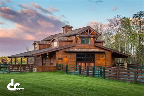House Barns by Florida Barn Builders Dc Builders