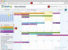 Teamup, il calendario per team più semplice che c'è Tool