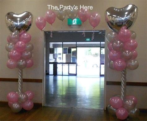 themed arch  entrance   engagement party great