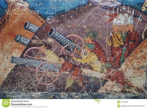 siege de constantinople moldovita siège de fresque de constantinople particu
