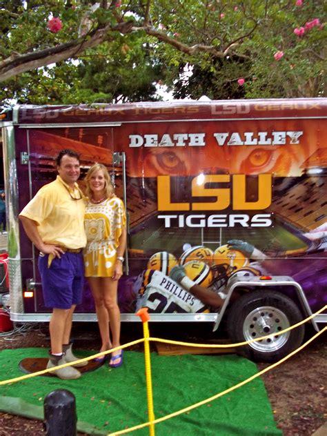 LSU tailgate winners! | College football tailgate, Lsu ...