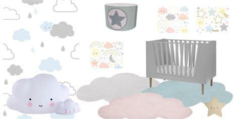 chambre etoile chambre enfant étoile nuage déco étoile tapis et
