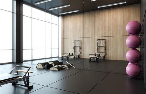 ladies fitness center interior design riyadh saudi