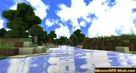 cube dyger shaders  minecraft pe ios android