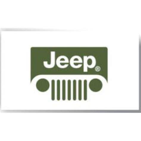 jeep grill logo jeep grill automotive logo 3 39 x 5 39 flag f 1100 by www