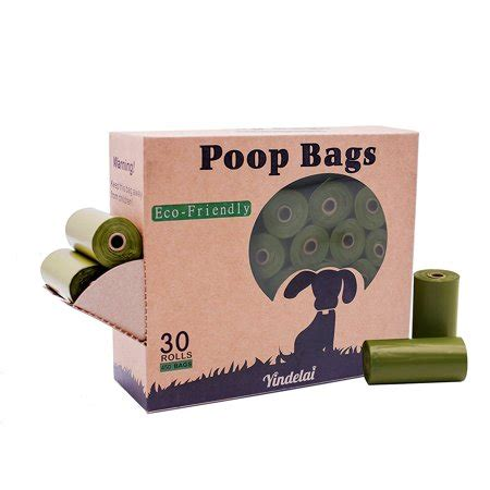 eco friendly pet poop bags  dogs rollsbags